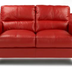 Red Sofas On Sale Sectional Sofa With Ottoman Set Dfs Chairs Bounty 100 Real Leather