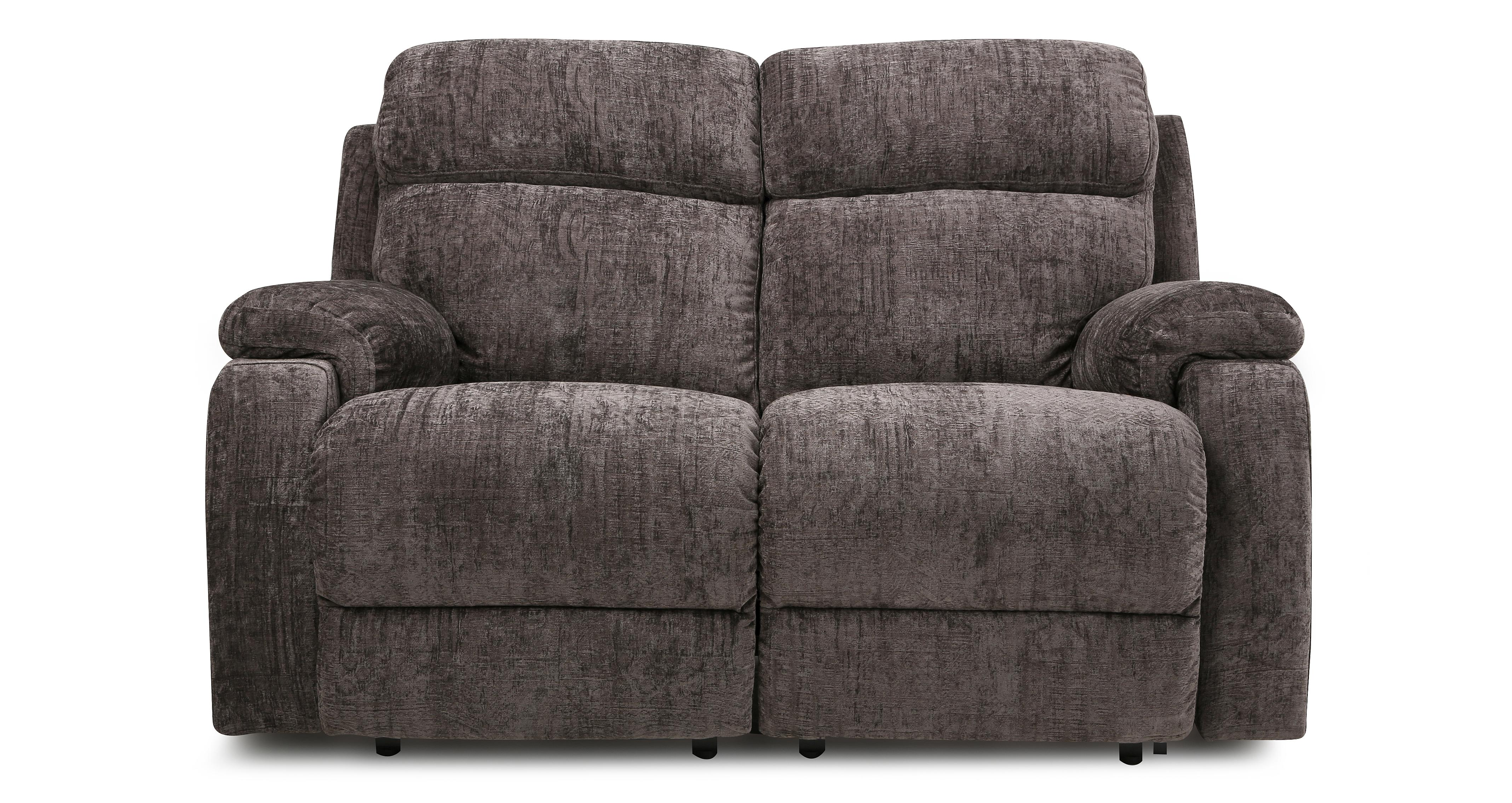 dfs recliner sofa bed belham living parkville metal sectional patio dining set barford settee nutmeg fabric couch 2 seater manual