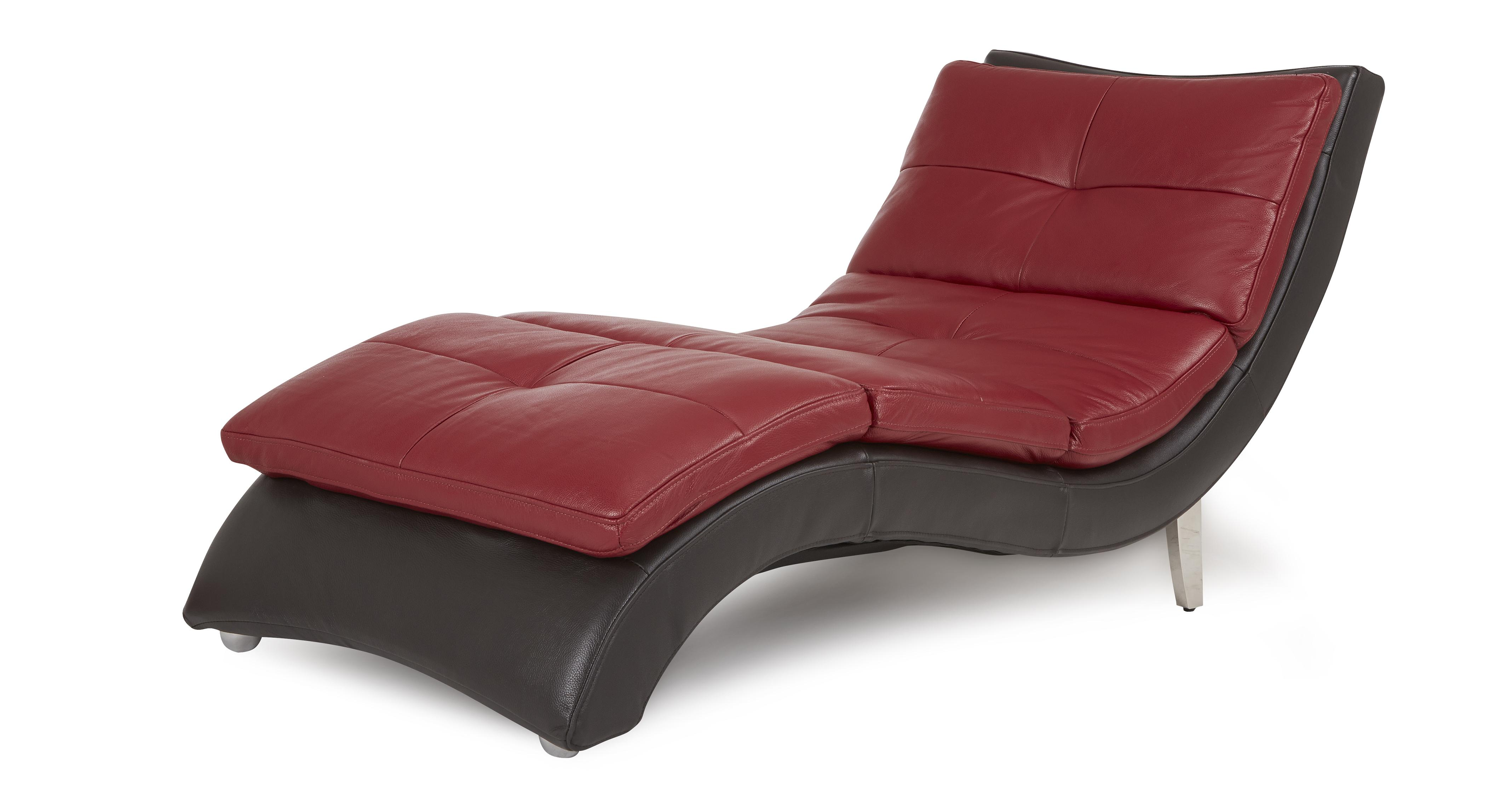 bedroom chair dfs foam toddler canada cyber claret leather couch chaise lounger ebay