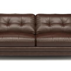 Dfs Brown Half Leather Corner Sofa Clic Sofas In A Range Of Styles - Browns |