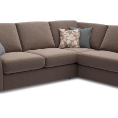 Brown Fabric Corner Sofa Dfs Air Lounge Comfort Bed Review Eleanor Mocha Left Arm Facing Open End