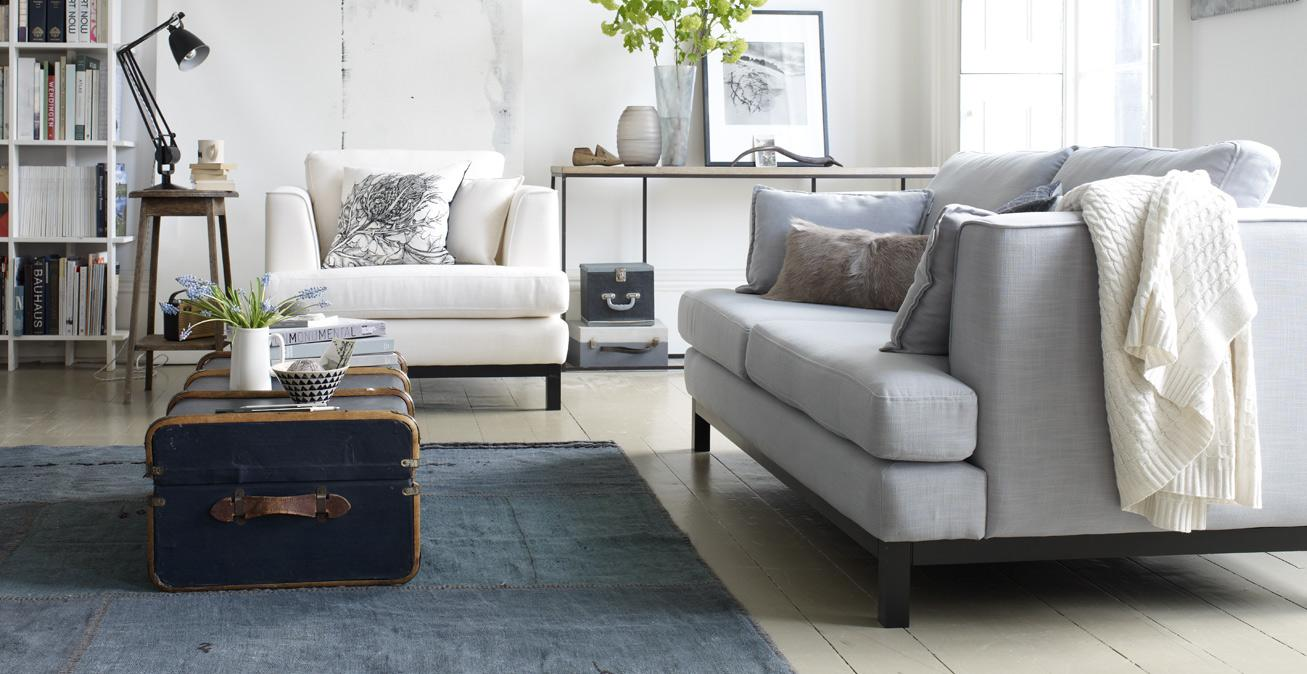 Fabric Sofas In A Range Of Styles Colours Ireland Dfs