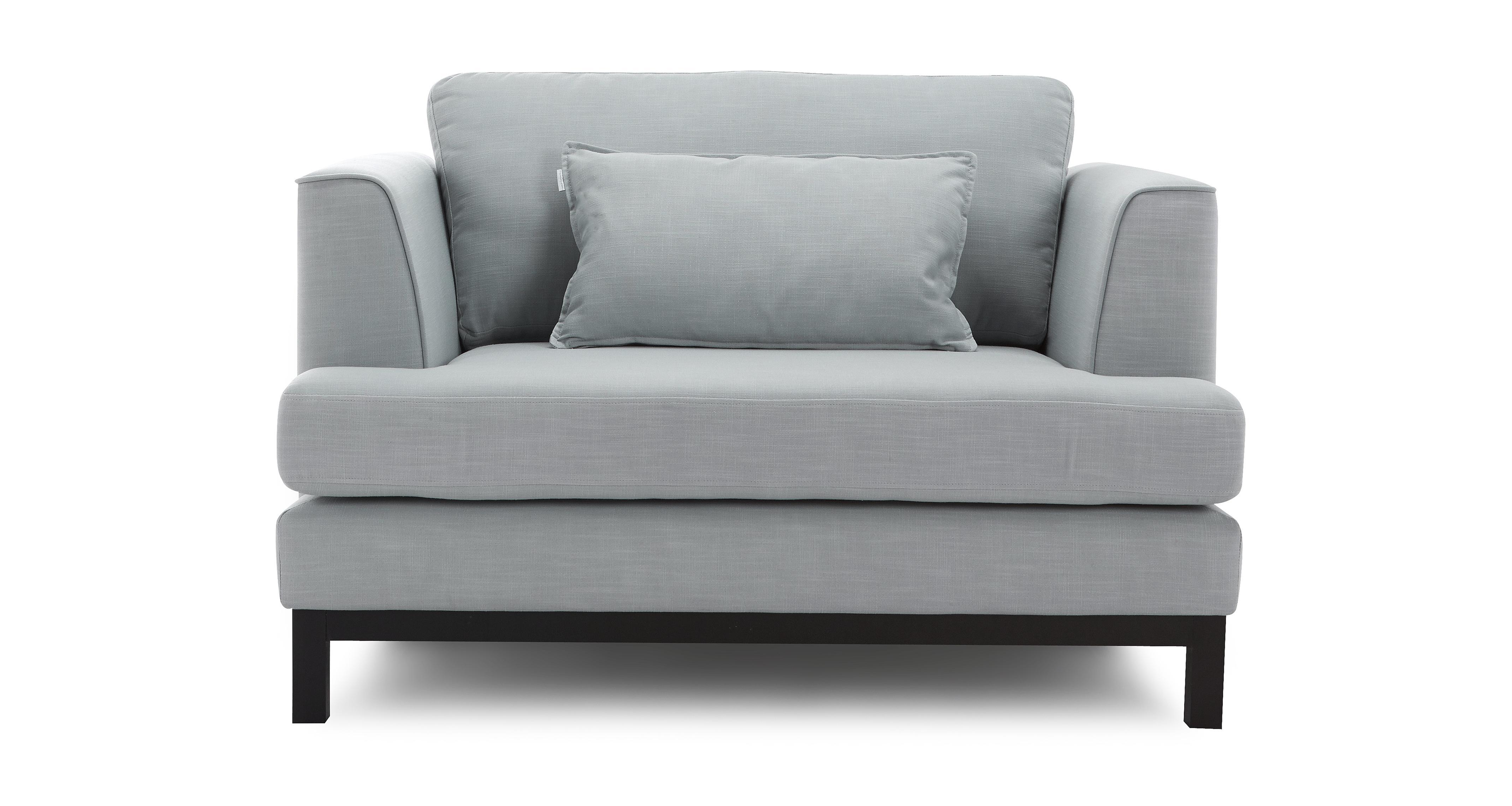 bedroom chair dfs contemporary wingback flint cuddler