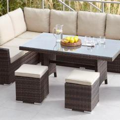 Garden Corner Sofa With Dining Table Navy Throws For Furniture Dfs Outdoor Tables And Chairs
