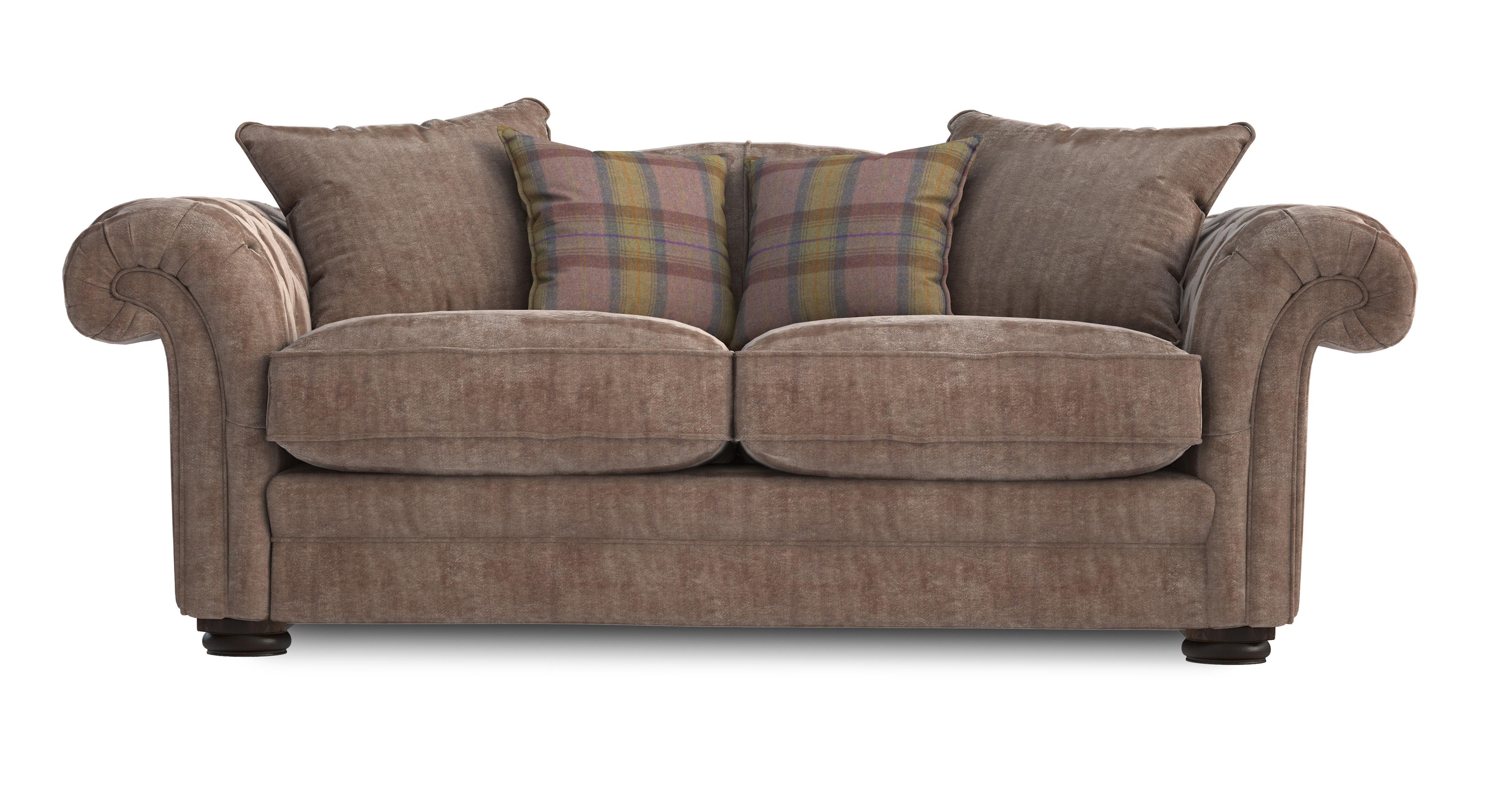 big pillows for sofas modulares roche bobois precios loch leven large pillow back sofa dfs