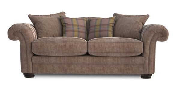 Loch Leven Large Pillow Back Sofa DFS