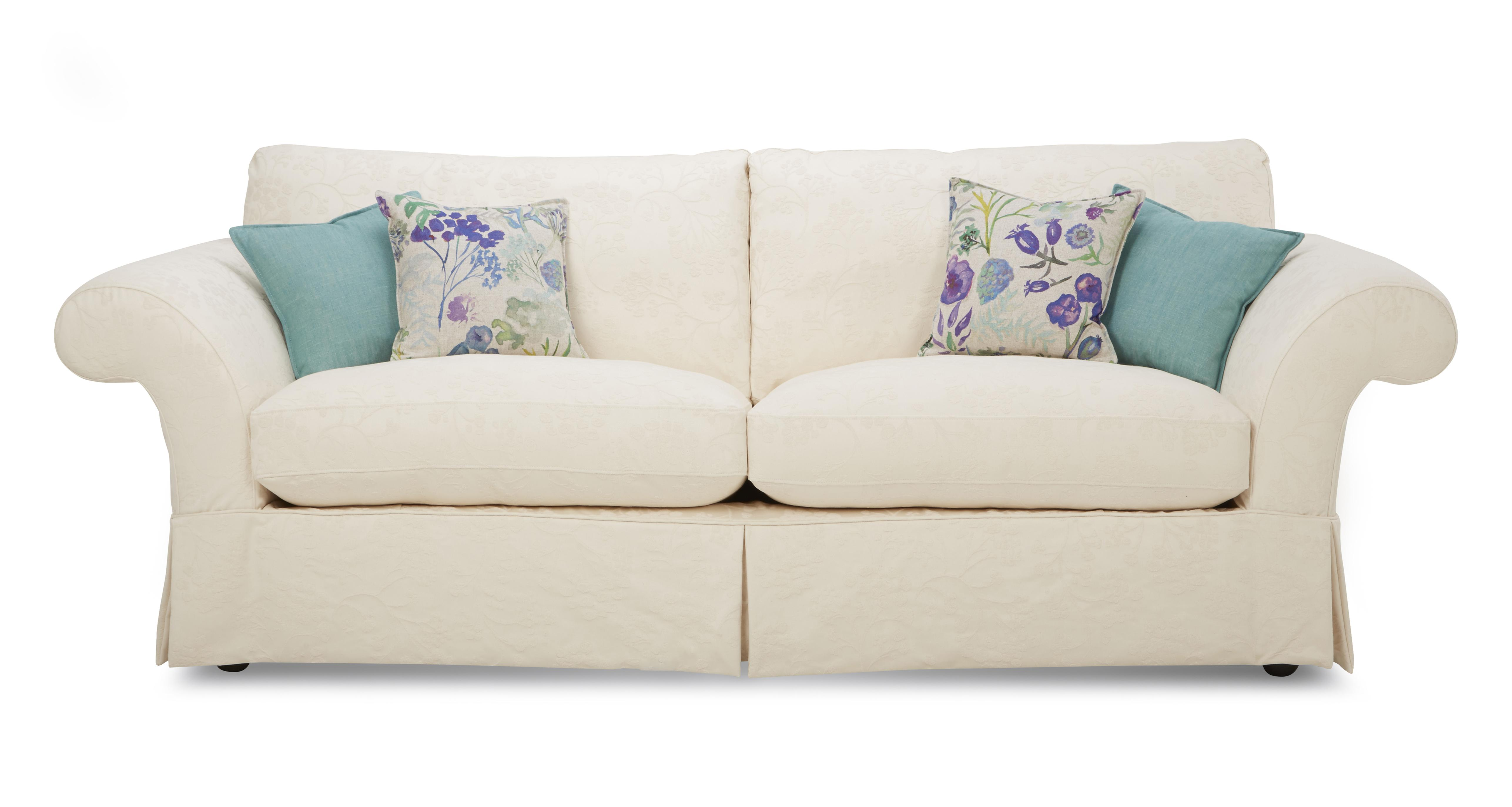 sofa slipcover patterns free mid century leather sofas malvern pattern grand dfs