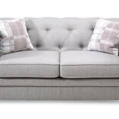 2 Seater Sofa Beds Dfs Moving Opera Ash Grey Fabric 3 Bed