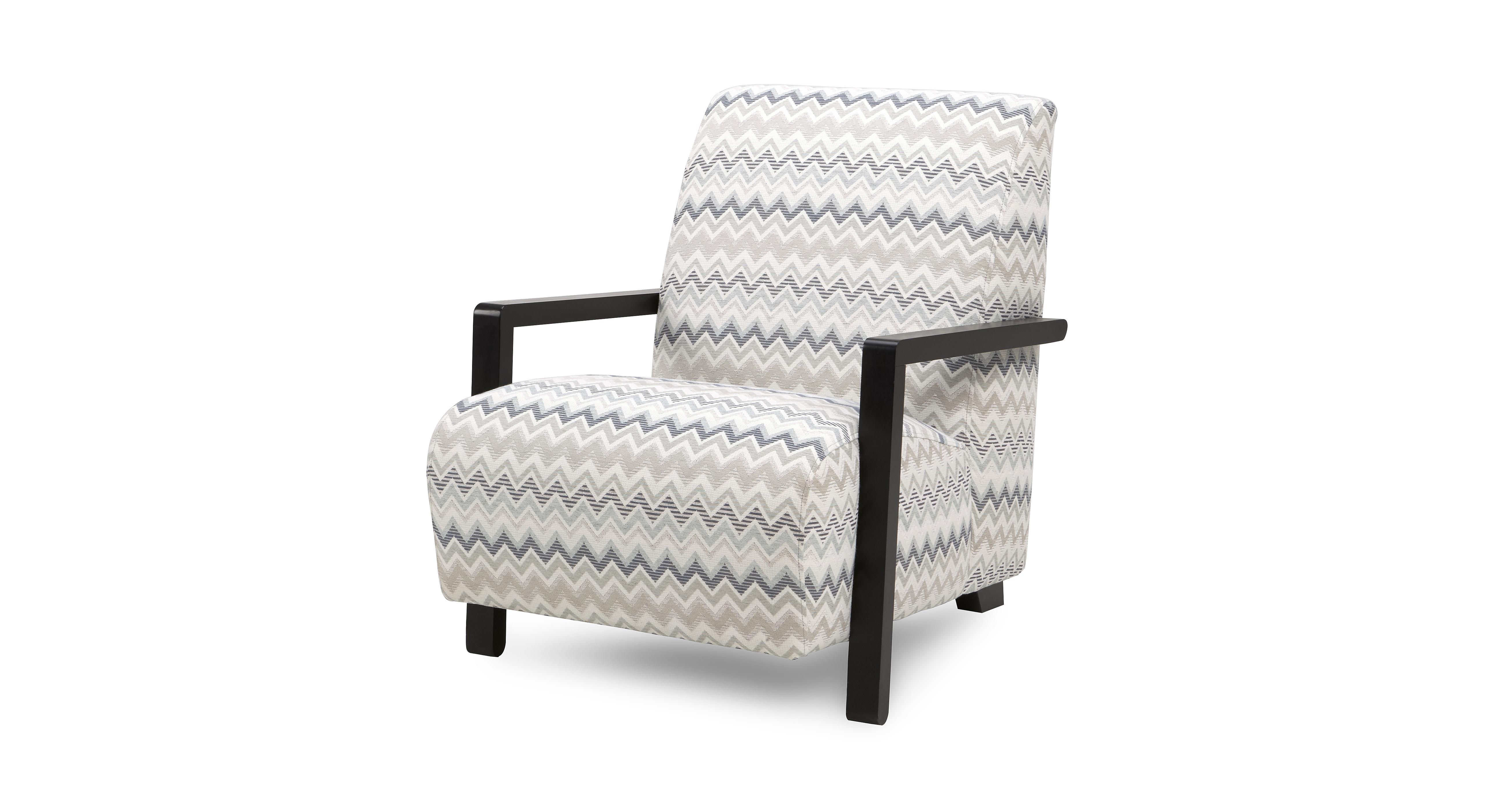blue pattern accent chair chinese chippendale chairs uk dfs presence sky fabric ebay