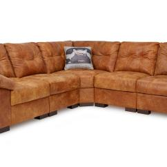 Brown Fabric Corner Sofa Dfs Throws Walmart Rafael Ranch Natural Leather Modular