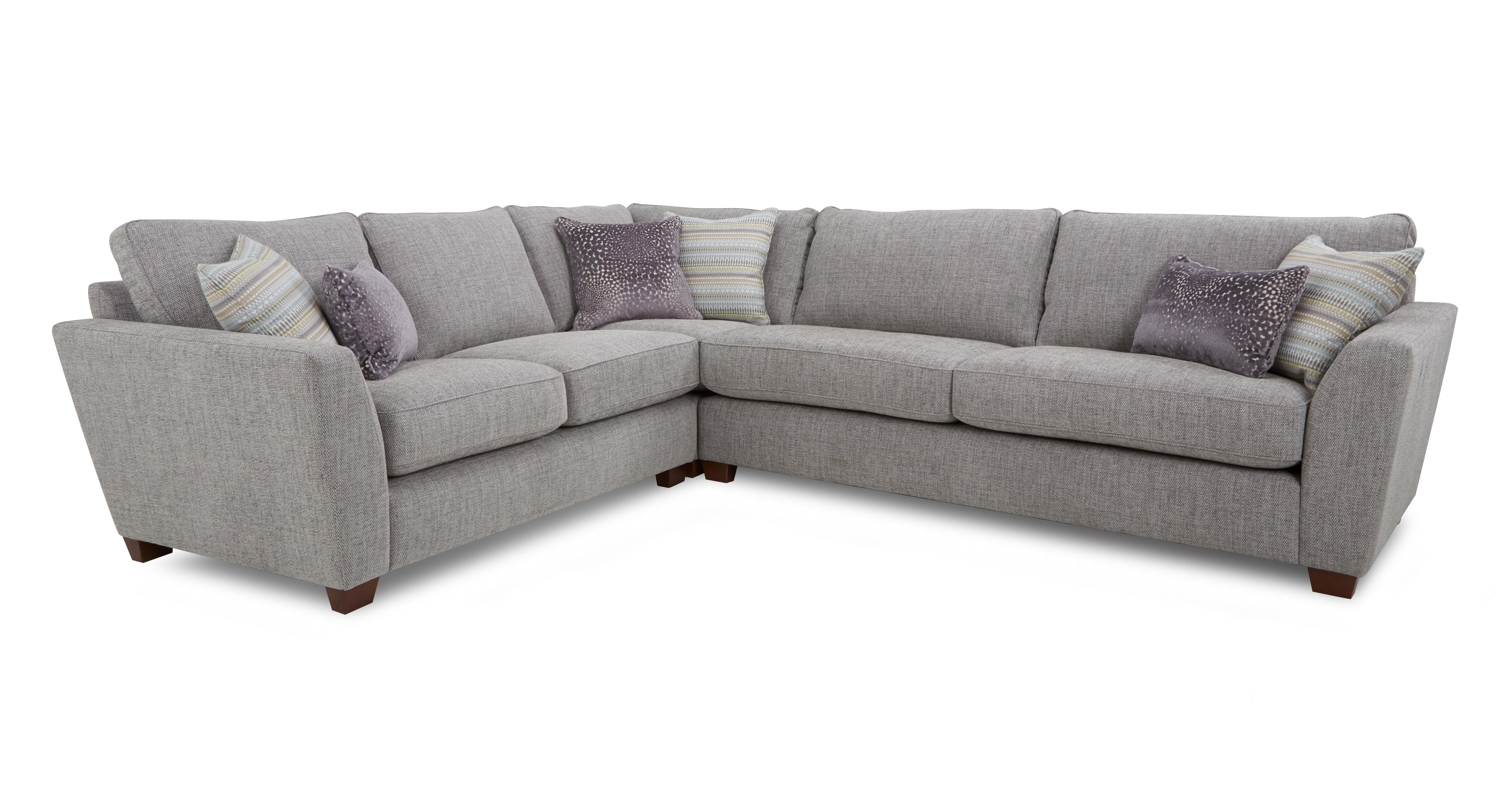 corner sofa dfs martinez deco ruang tamu fabric bed sofas in a