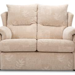 Dfs Sofas 2 Seater Skirted Formal Stow Cream Fabric Small Sofa And Manual