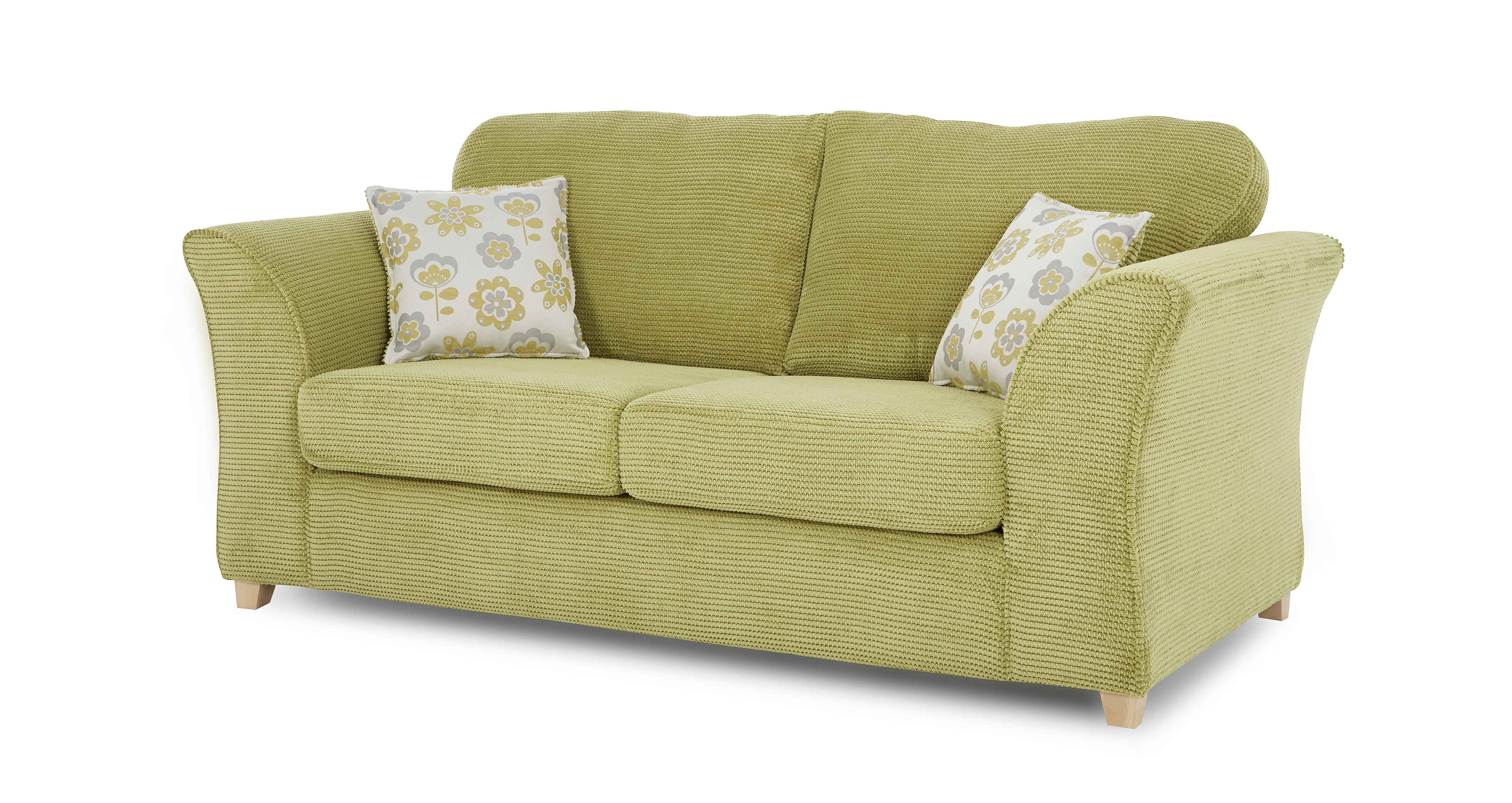 lime sofa chair cost of reupholstering bed dfs sundae set 3 seater 2