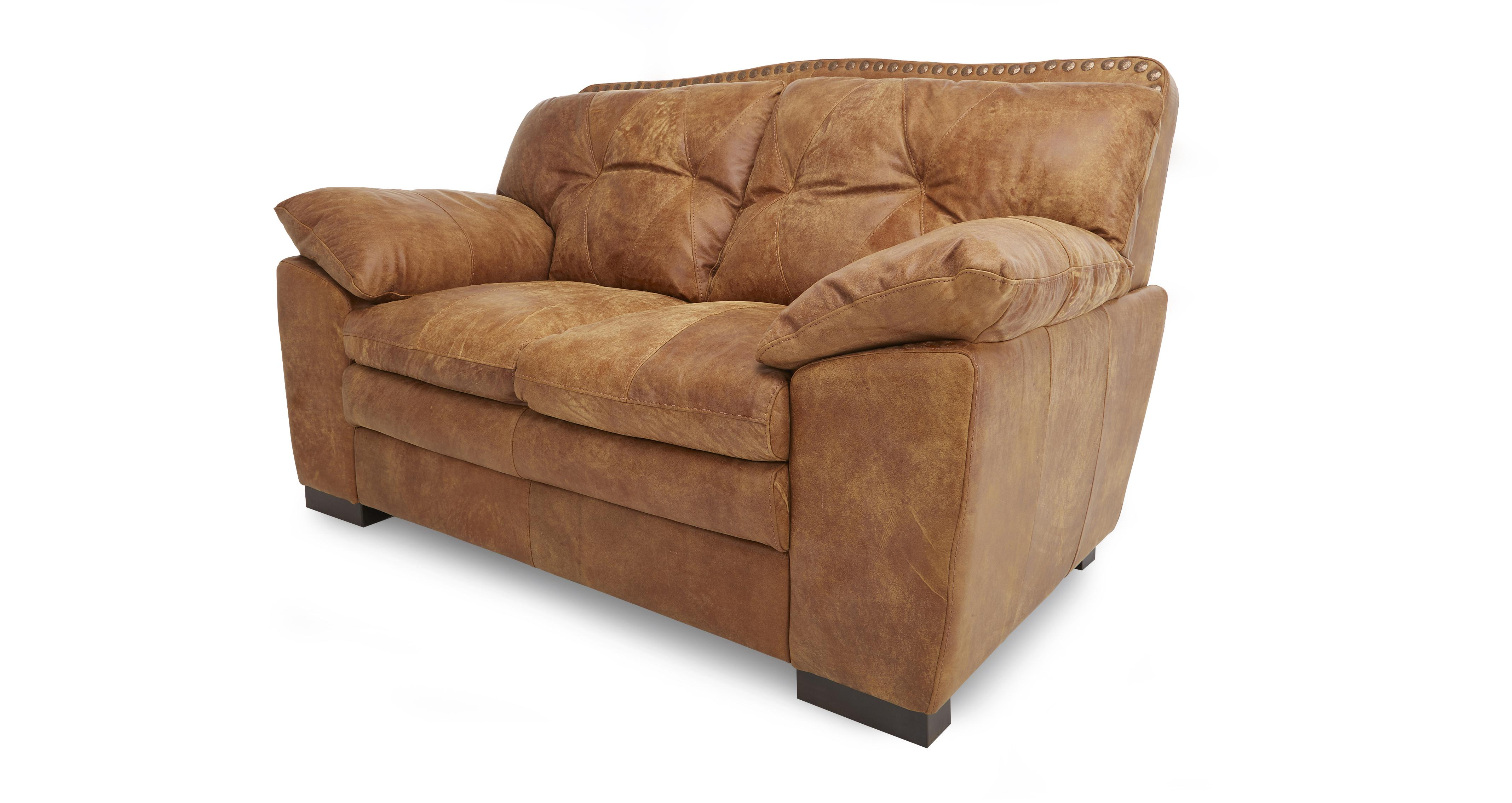 2 seater leather sofas at dfs sofa redondo jardim wyatt ranch ebay