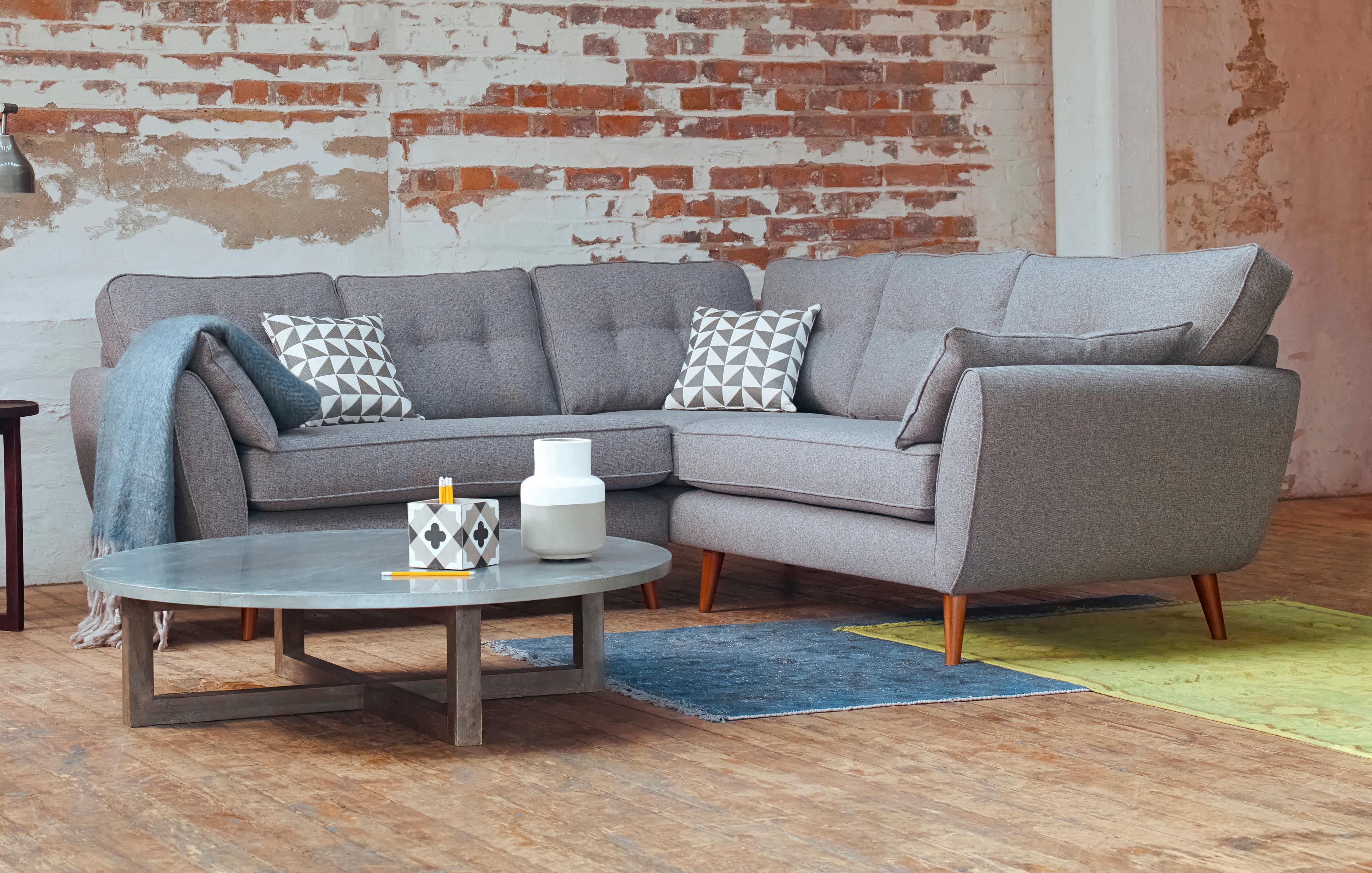 large chaise sofa dfs city liquidators beds all corner sofas spain zinc 2 piece arm group french connection