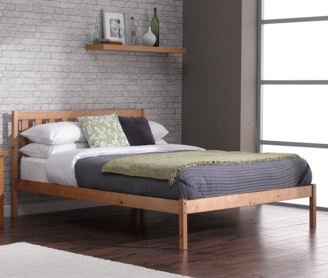 Sandhurst Wooden Bed Frame
