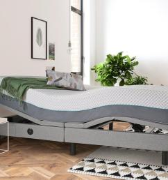 sleepmotion 900i adjustable bed frame [ 1400 x 1022 Pixel ]
