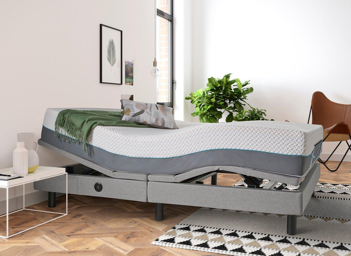 hight resolution of sleepmotion 900i adjustable bed frame