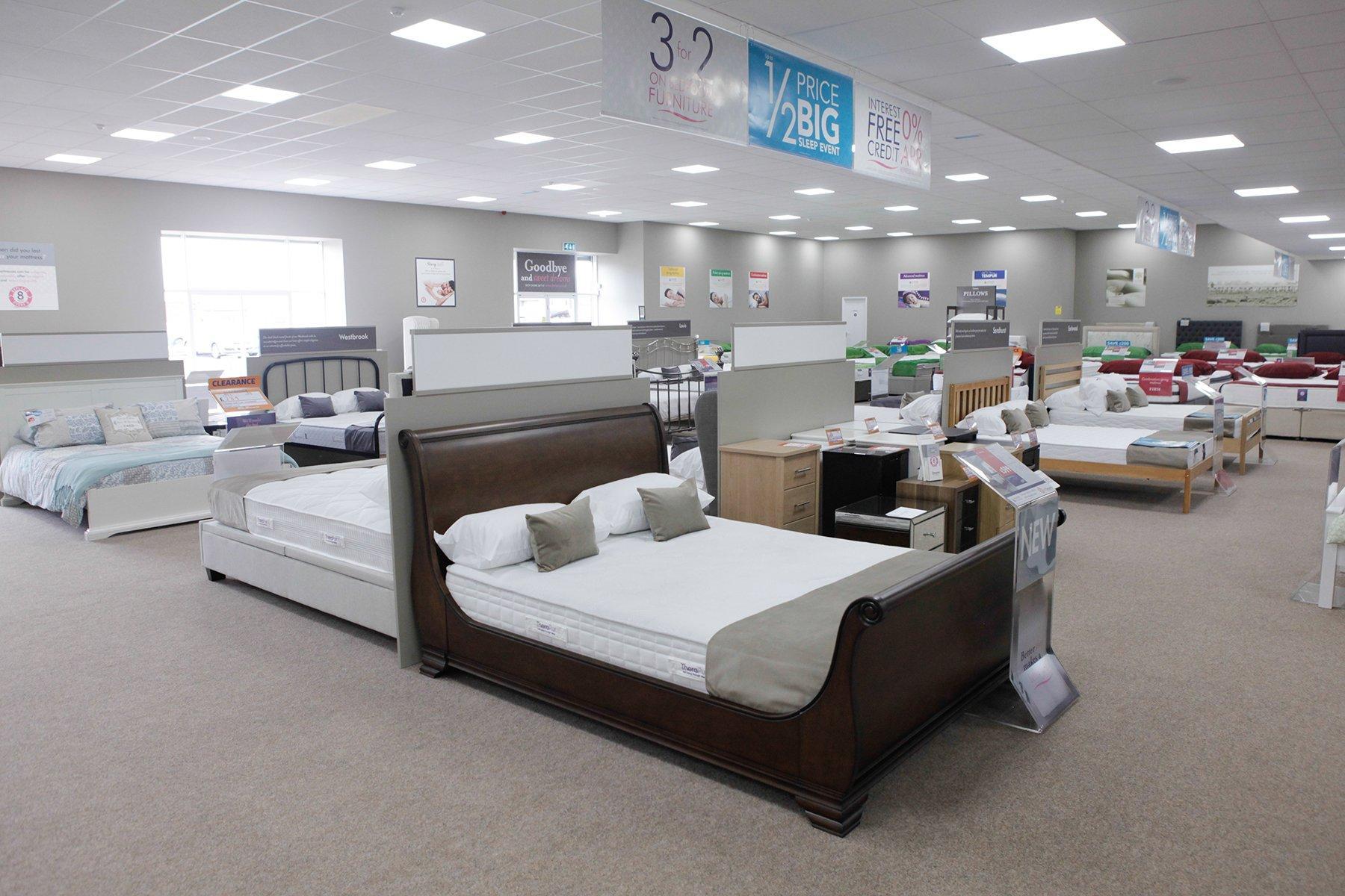 dream sofas wishaw ethan allen dreams store in glasgow uddingston beds mattresses furniture