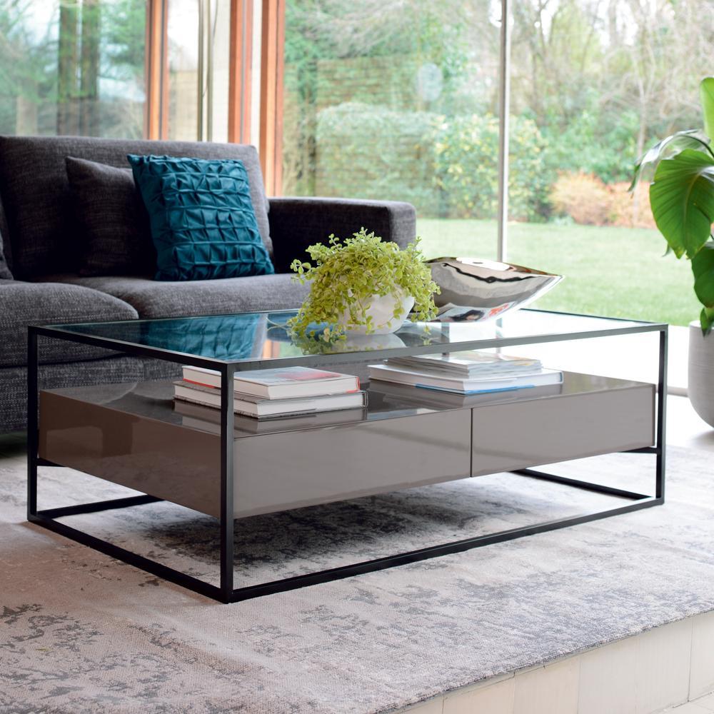 divario coffee table stone gloss dwell 599