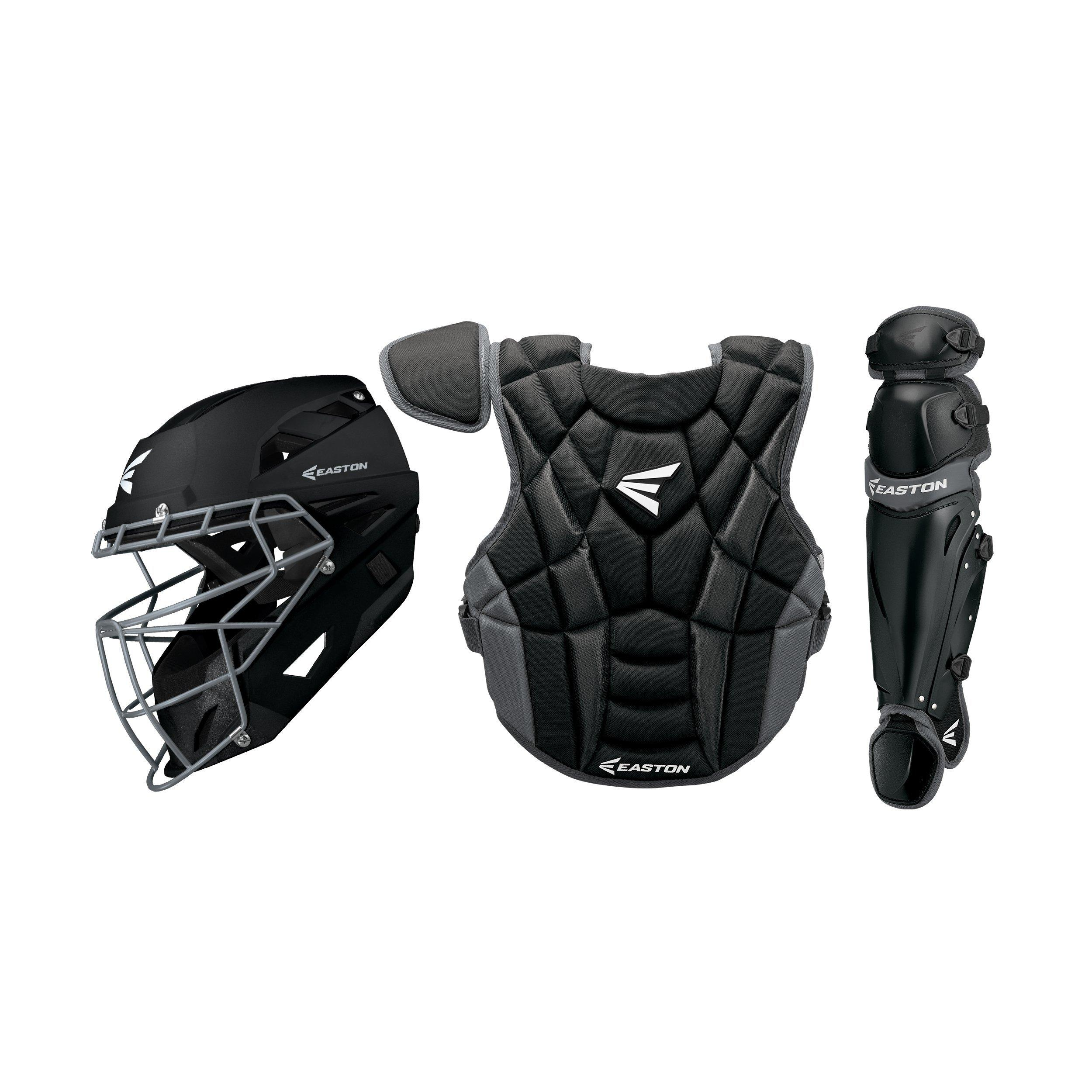 Prowess  fastpitch catcher   box set int bkblackmedium also gear get completely outfitted in rh easton