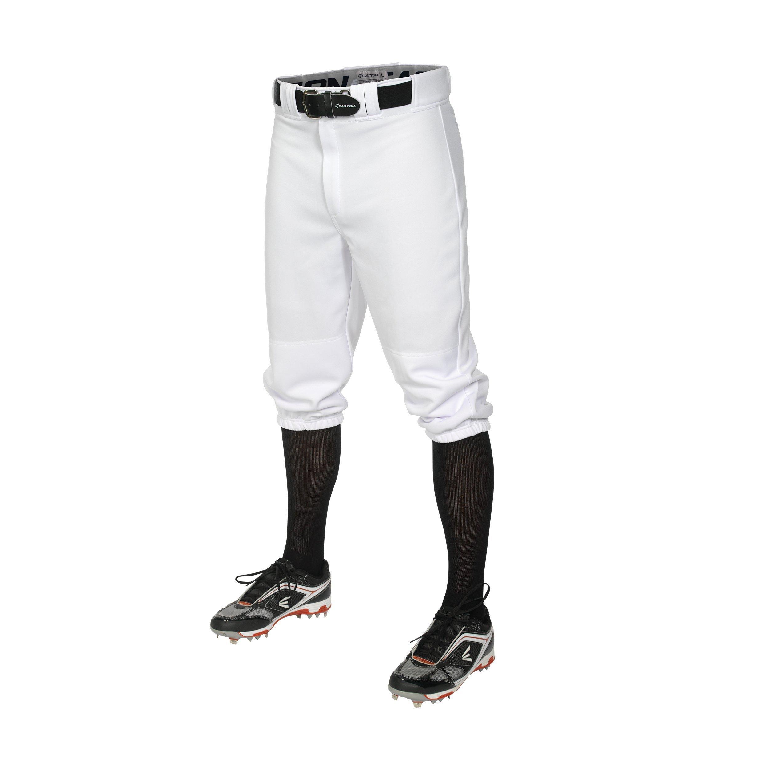 White gray view size chart also pro knicker pants easton rh