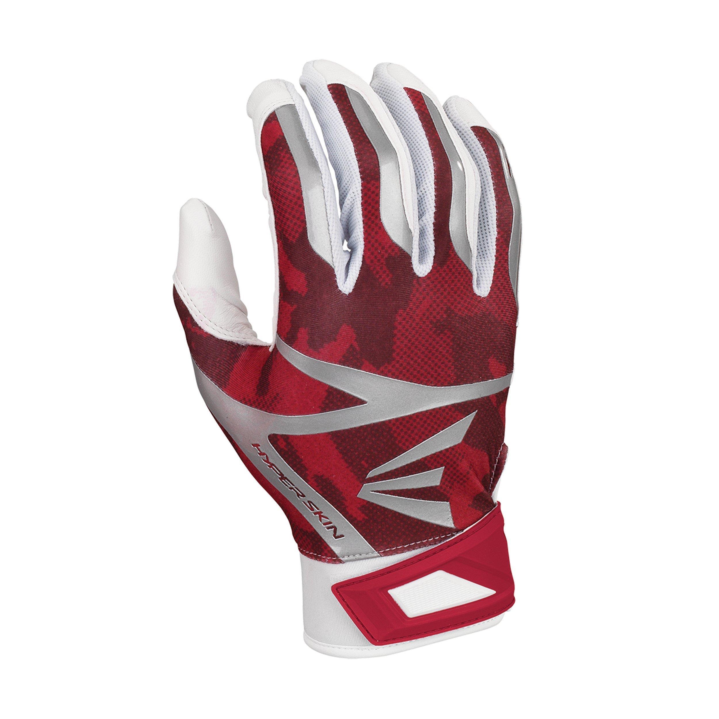 White red basecamo out of stock also  hyperskin batting gloves easton rh