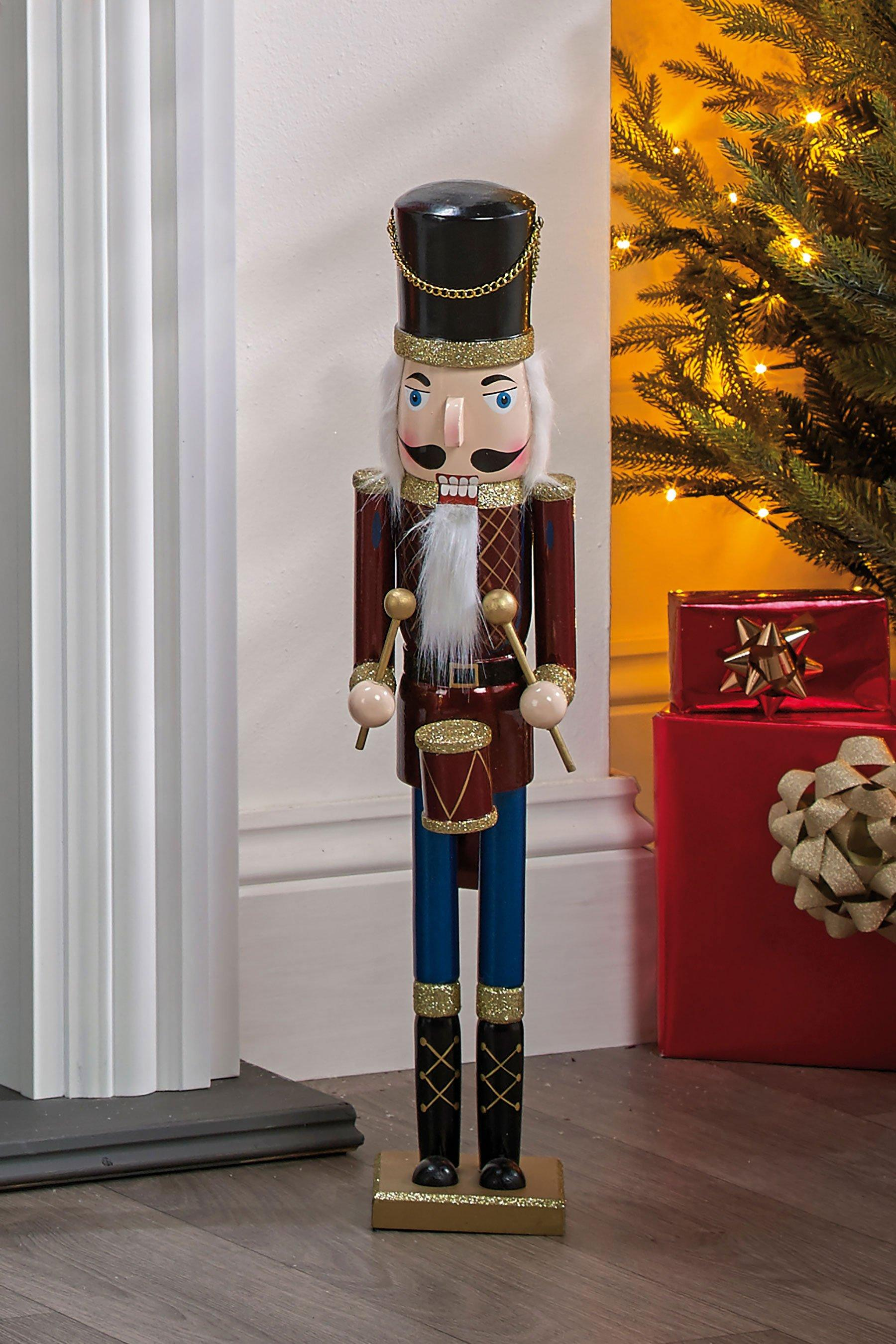 Large Wooden Nutcracker Studio
