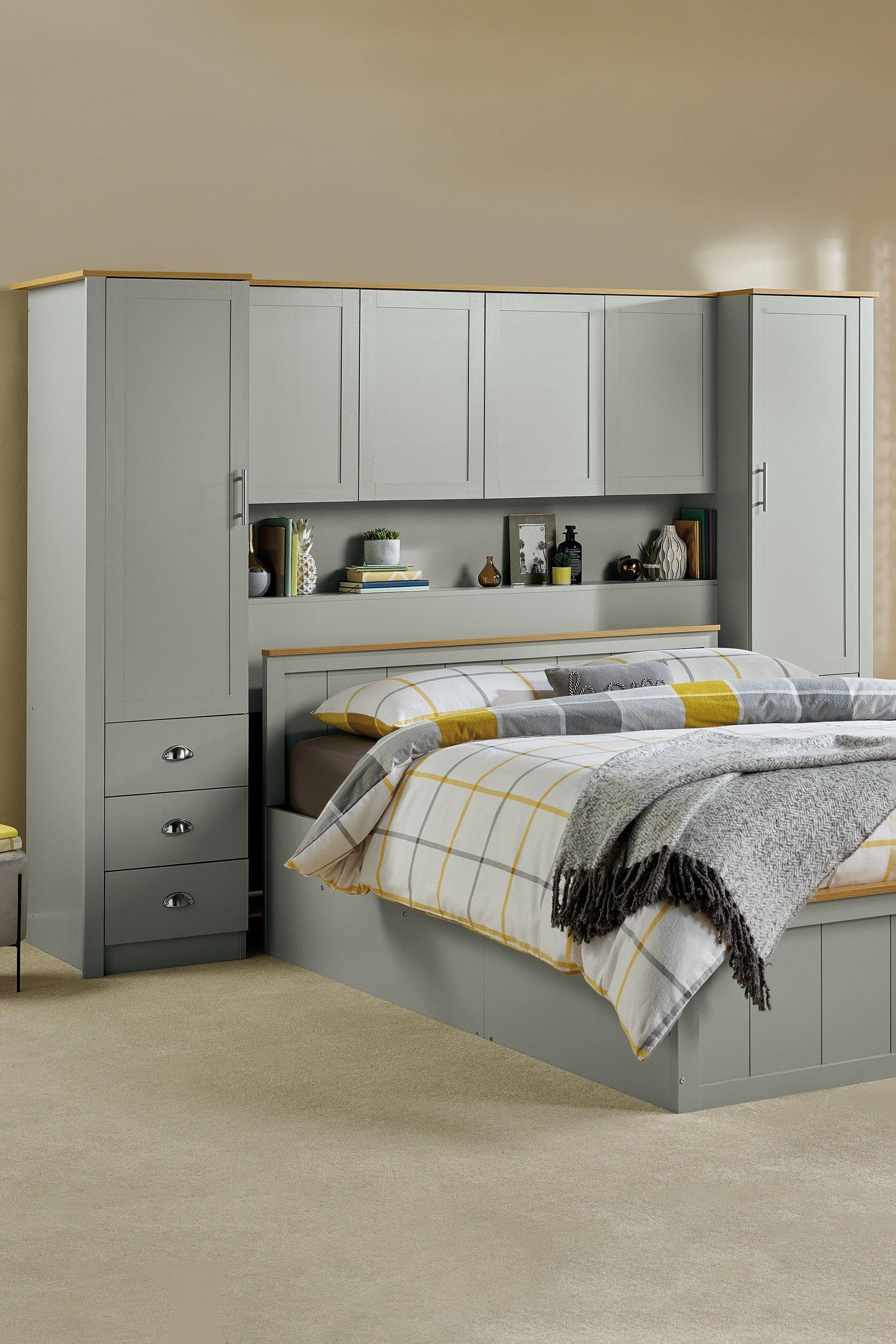 lancaster overbed storage unit