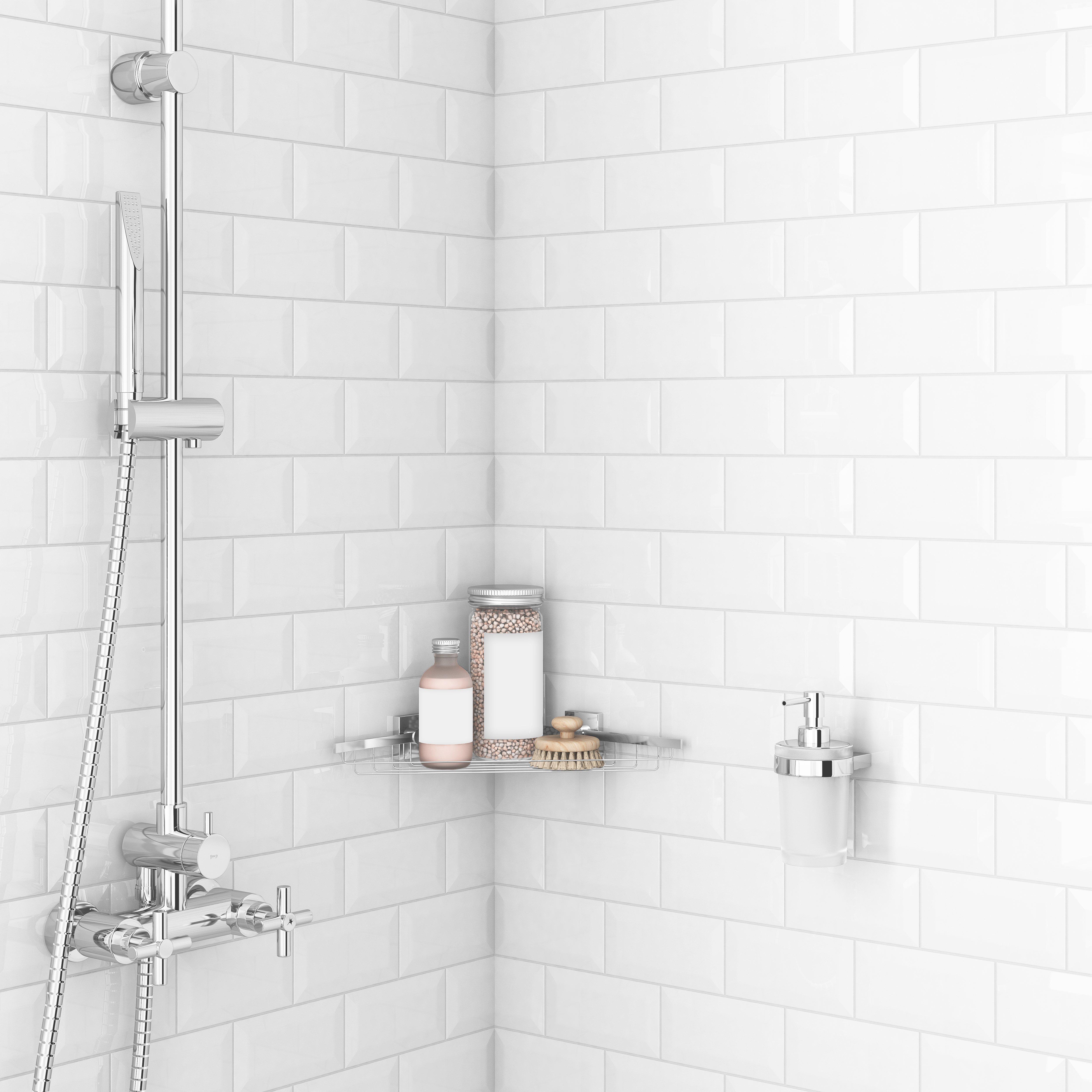 floor wall tiles home garden gray 3x6 beveled matte finish ceramic subway tile backsplash wall bath 360idcom fr