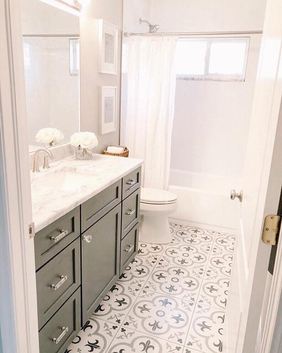 floor and decor tile installation