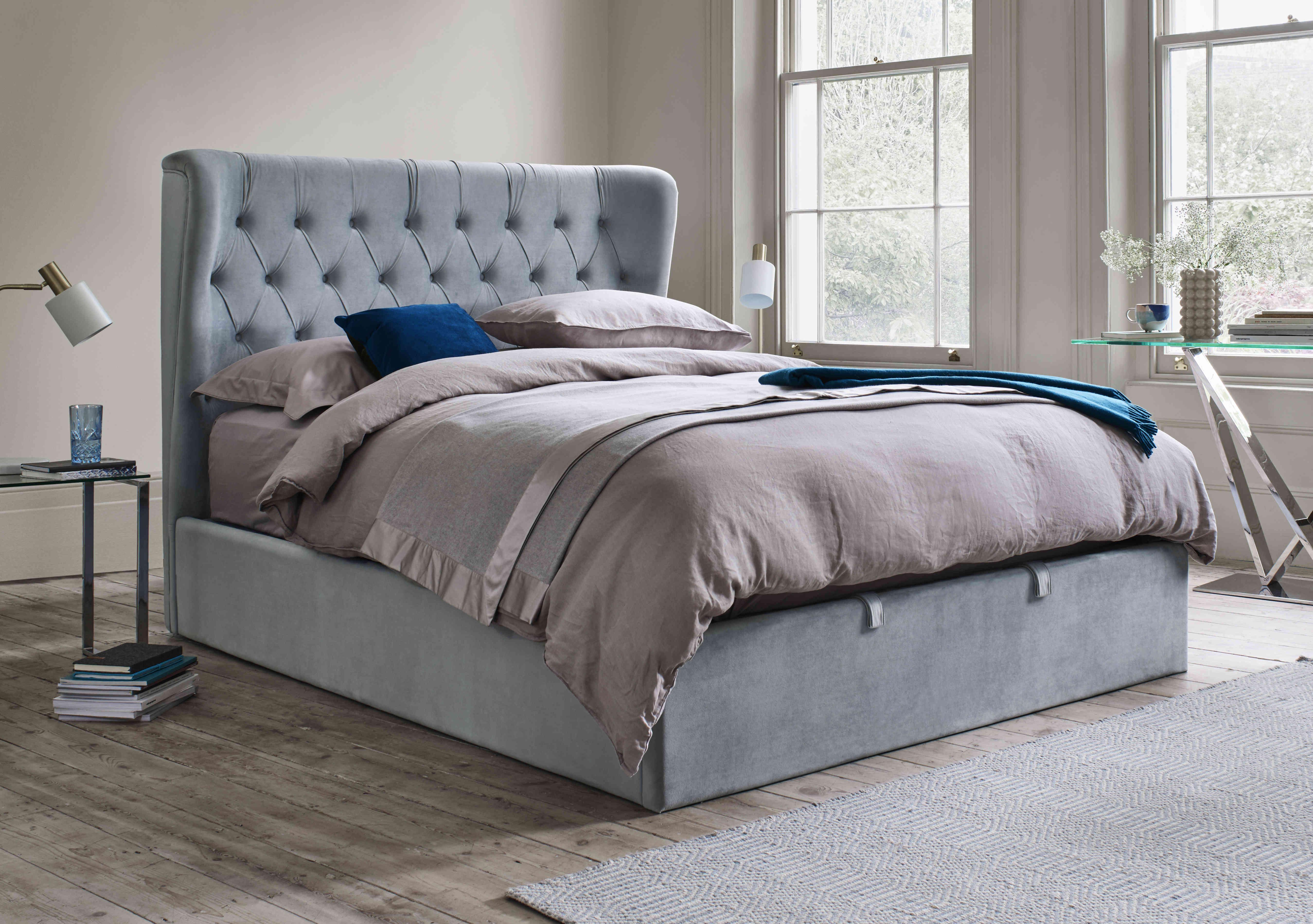 7 Beautiful Blue Bedroom Ideas Furniture Village Furniture Village