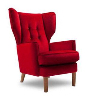 htl sofa range davis leather apartment furniture village magazine | fabulous red ...
