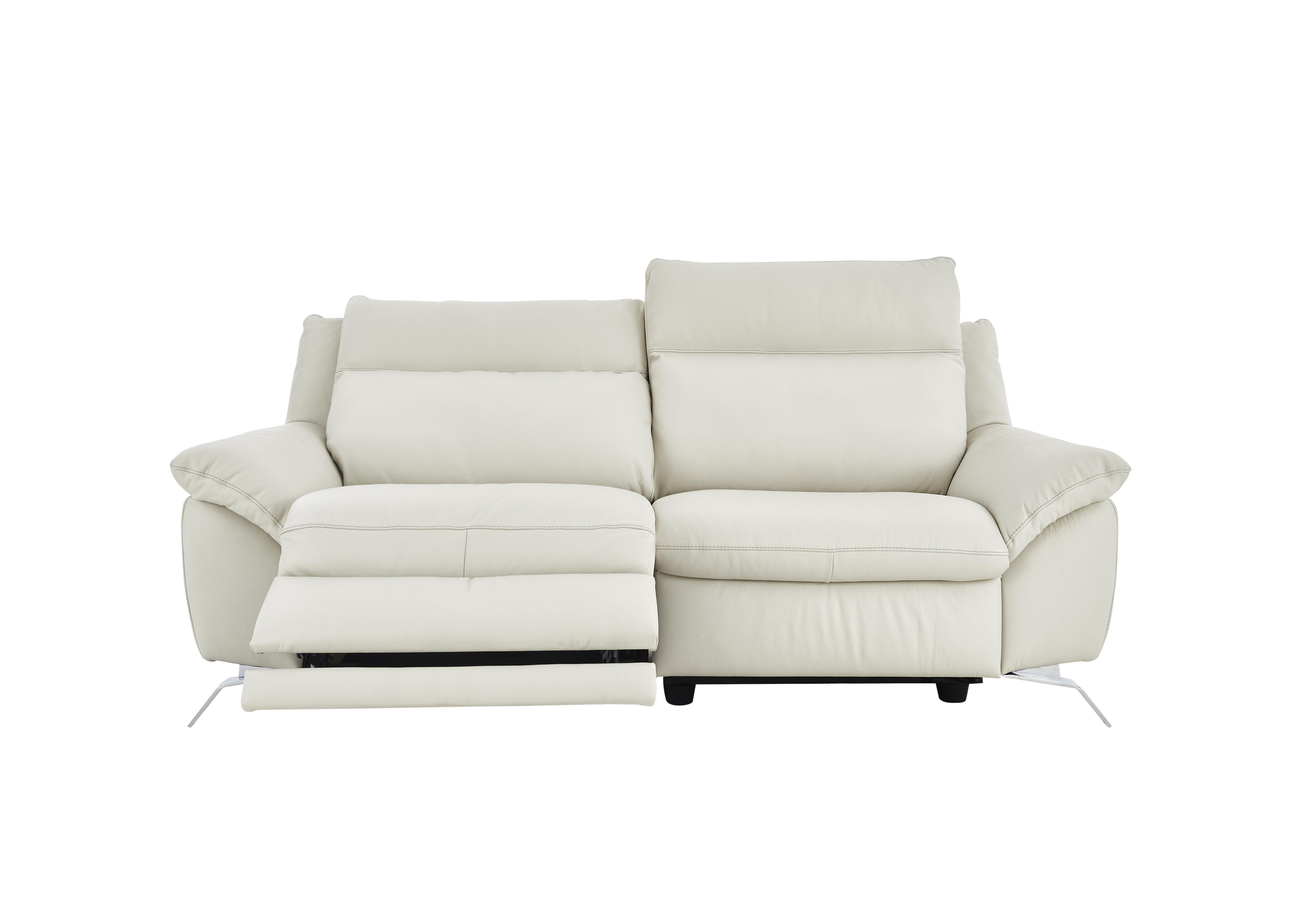 Napoli 2 Seater Leather Recliner Sofa  Natuzzi Editions