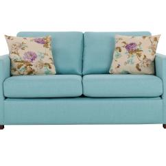 2 Seater Sofa Bed Furniture Village One Cushion Or Two Petra Fabric
