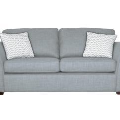 2 Seater Sofa Bed Furniture Village Black Leather Gumtree Twilight Fabric -
