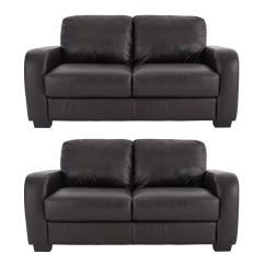 Sofasworld Showroom Flexsteel Harrison Sectional Sofa Astor Pair Of 2 Seater Leather Sofas World Furniture Village
