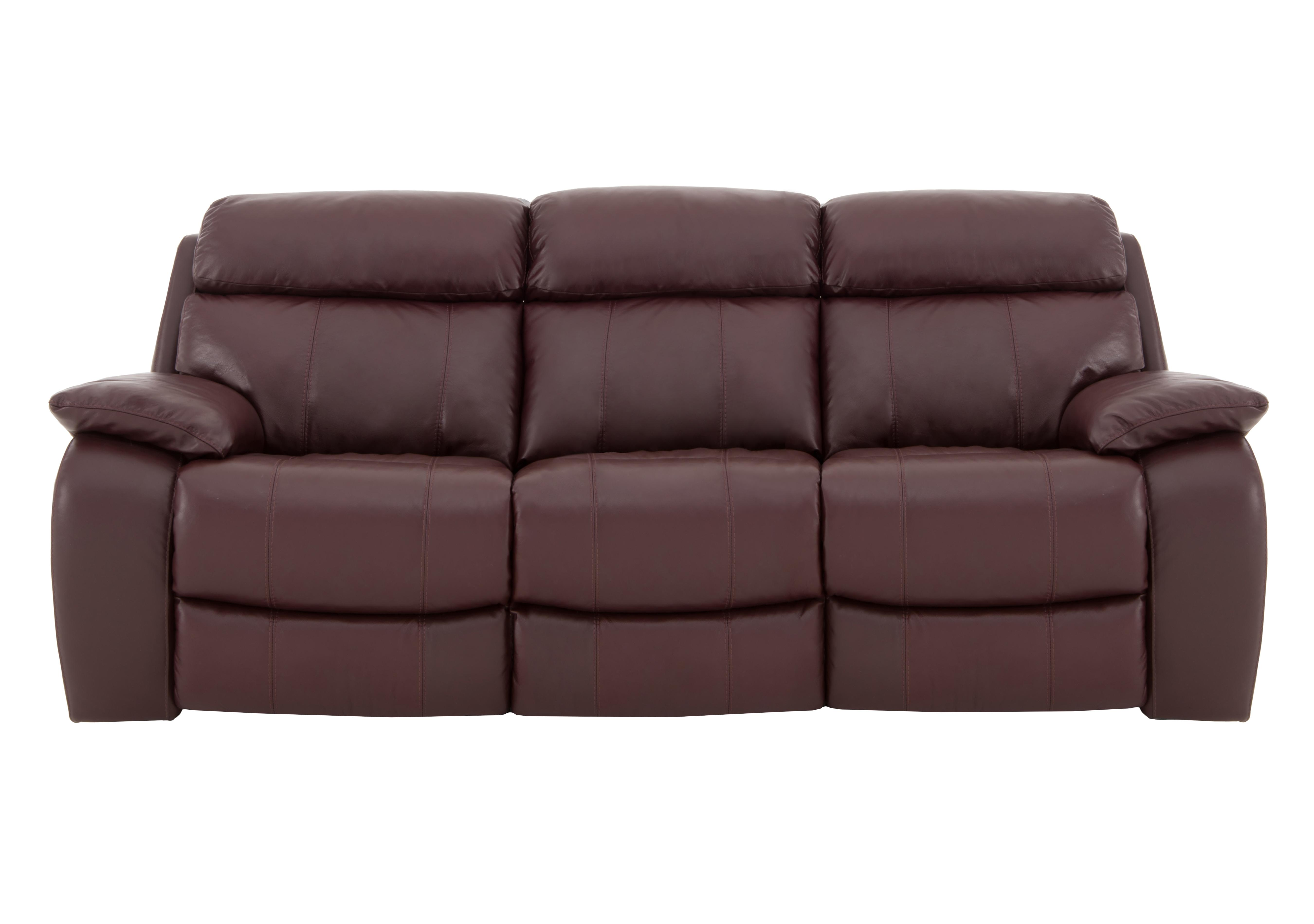 2 seater power recliner sofa simmons blackjack cocoa reclining and loveseat moreno 3 leather - world of ...