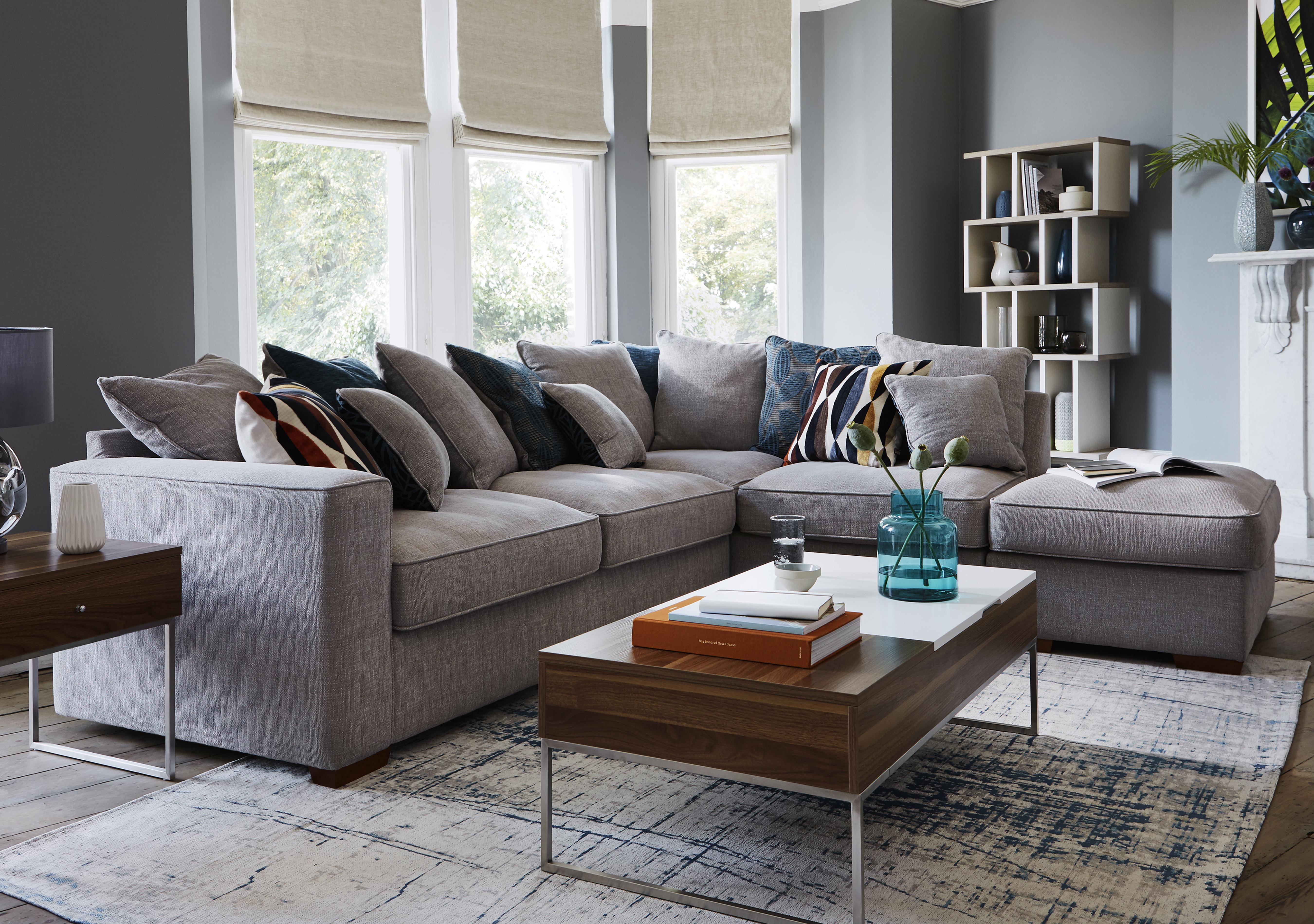 fable corner sofa furniture village cream soft fabric dune brokeasshome