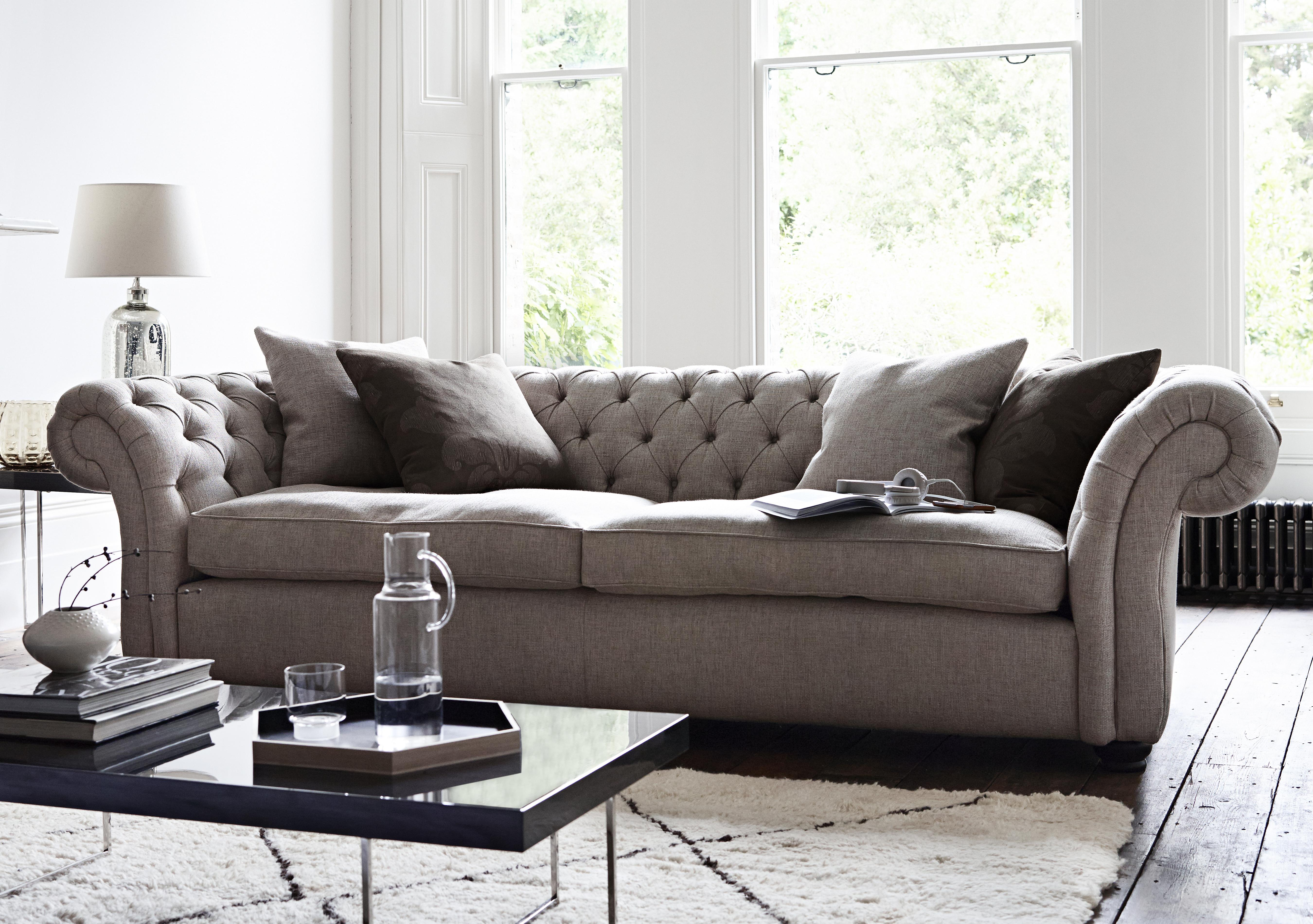 chesterfield sofa material create your own sectional online sofas armchairs furniture village