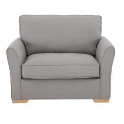 Single Chair Sofa Beds Modern Sleeper Bed Furniture Village Save 240 The Weekender Collection Breeze Fabric Armchair