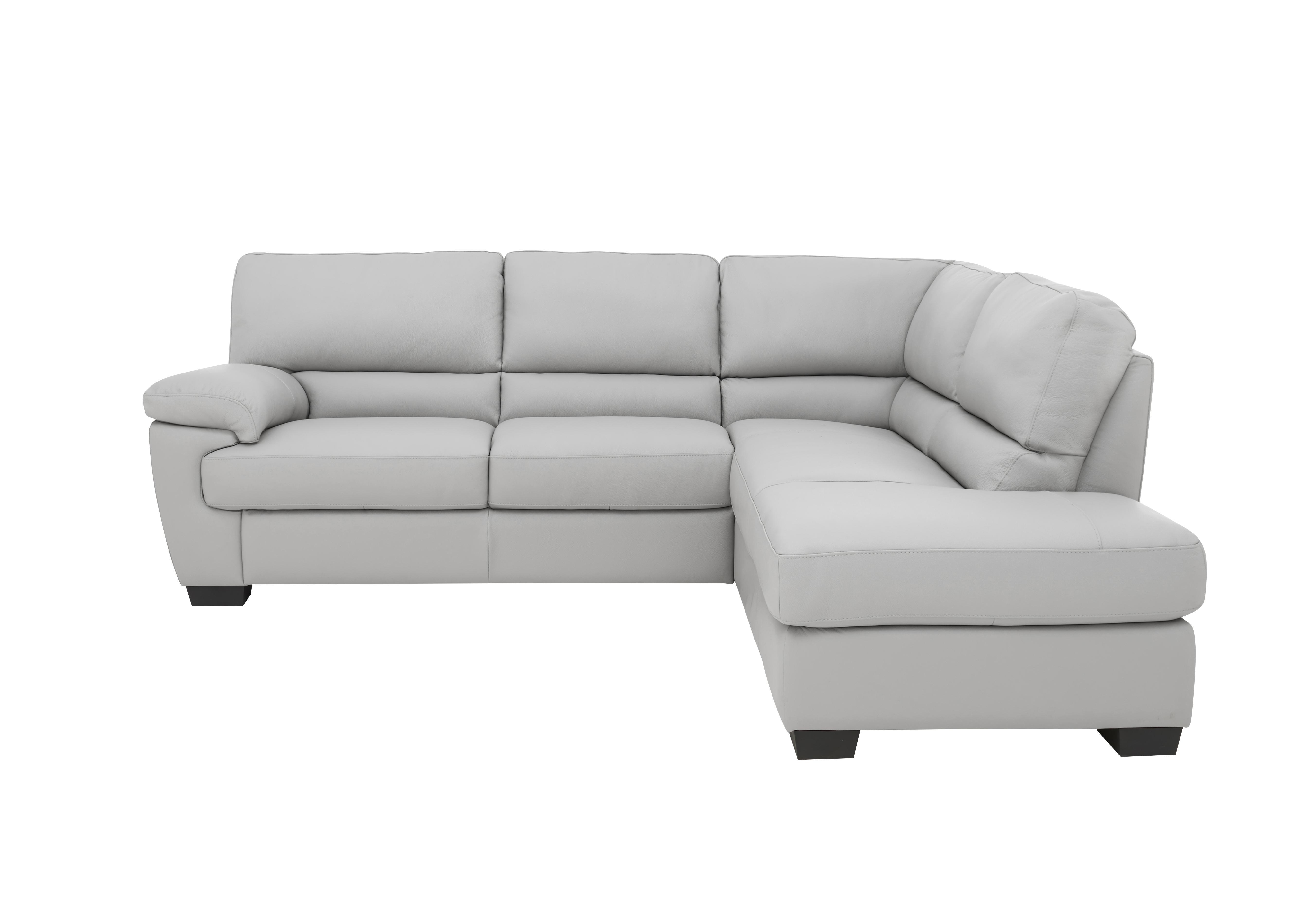 furniture village leather corner sofa bed extra tall table lazio