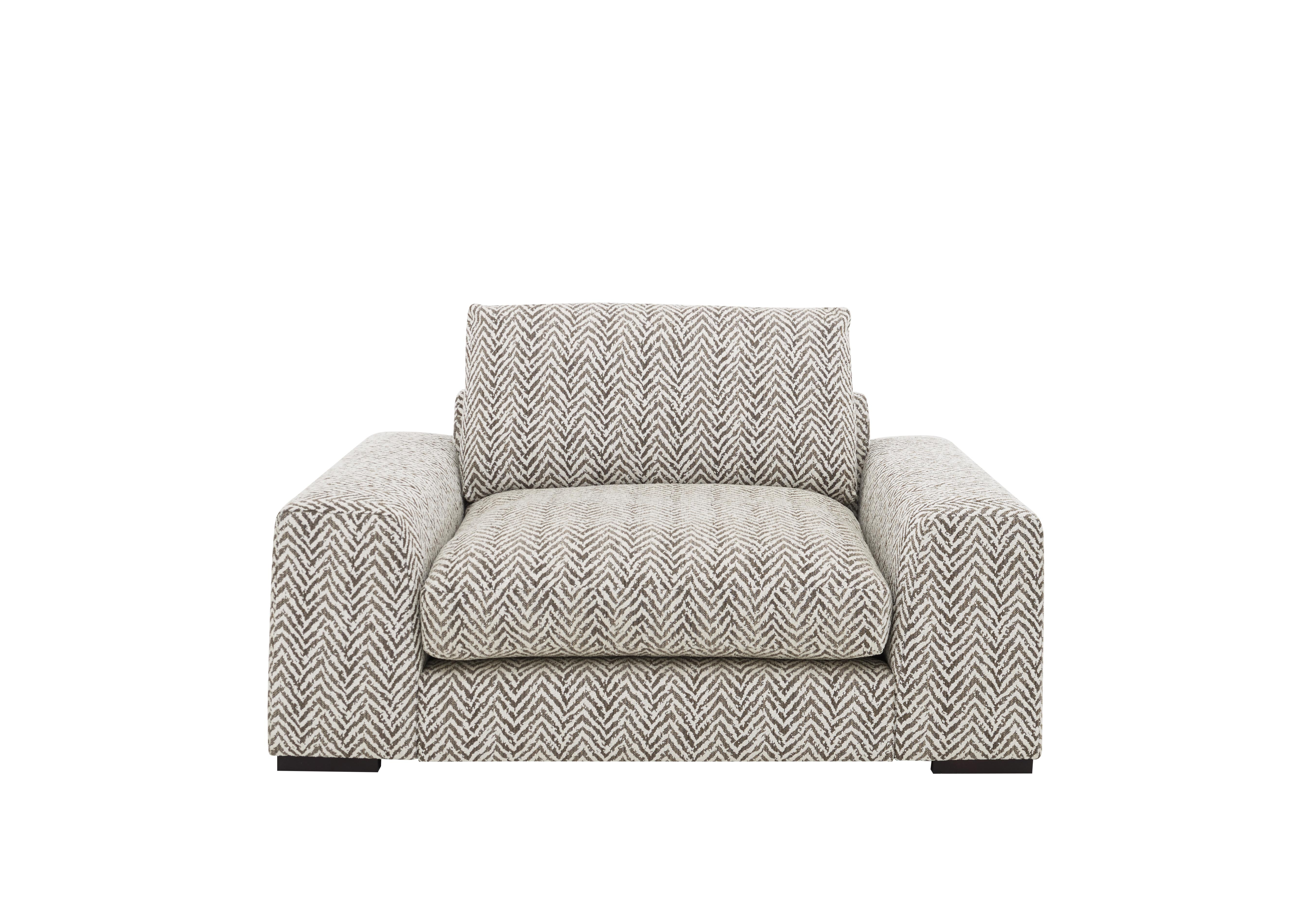 patterned sofas uk american made loveseats fabric armchairs striped furniture village limited stock available