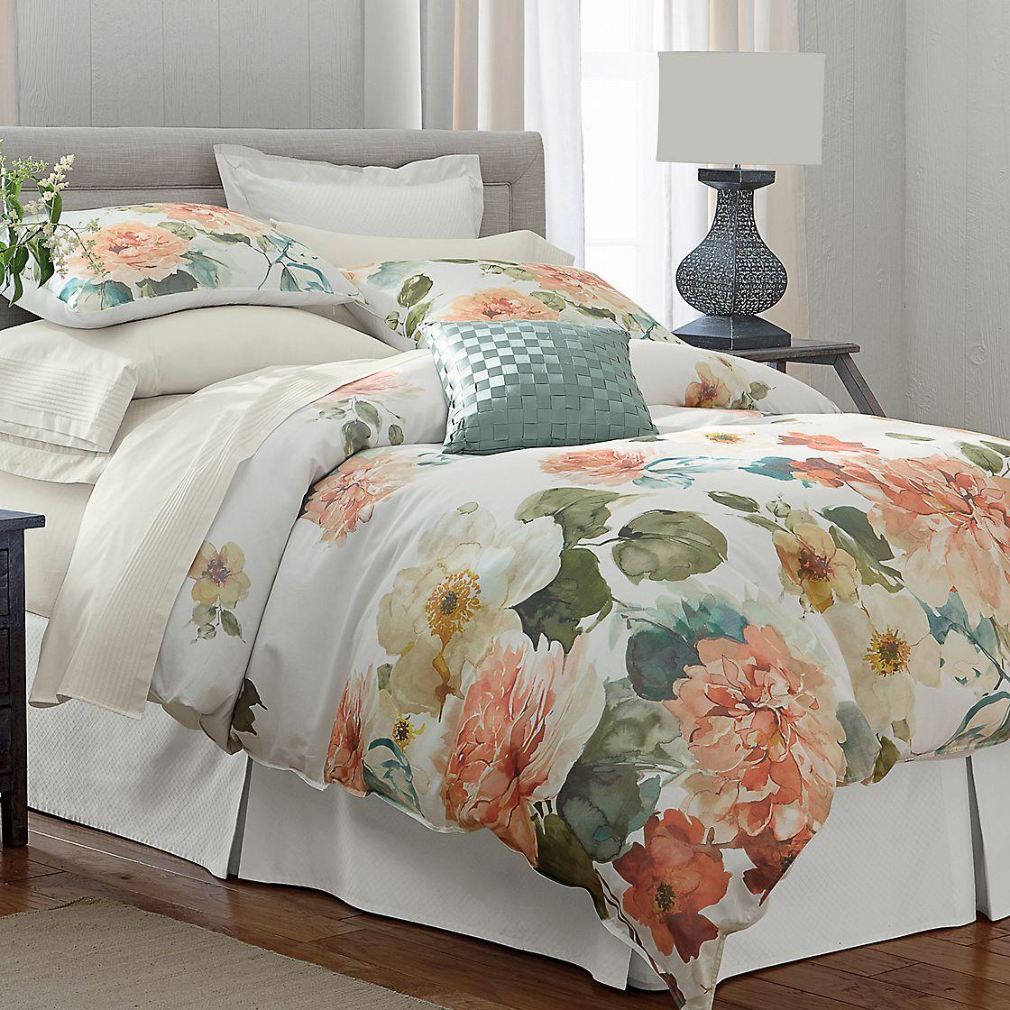 Charisma Sonia Floral Bedding Set  The Company Store