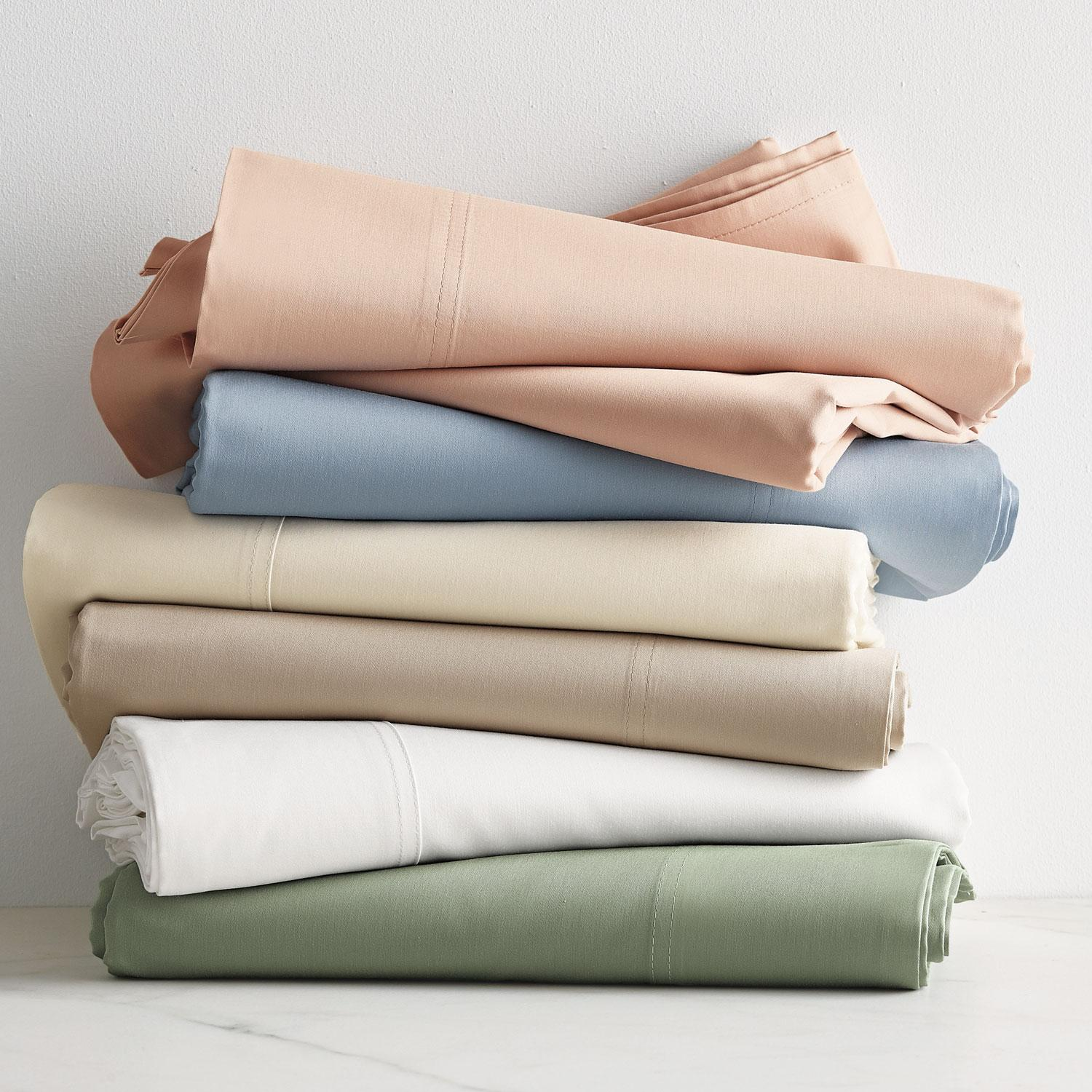 Bamboo Cotton Bed Sheets