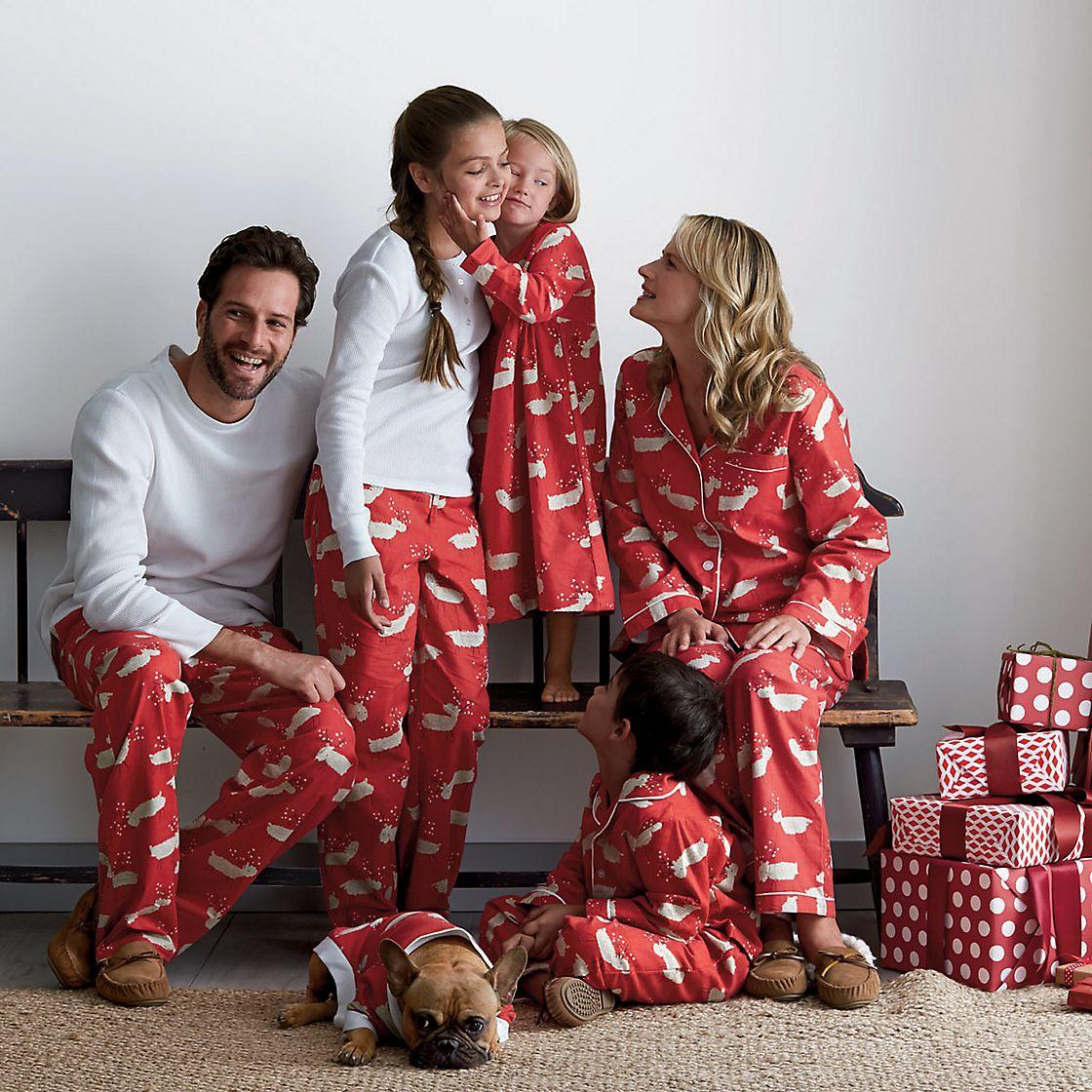 Matching Family Pajamas Deer Company Store