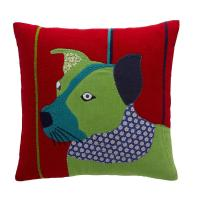 Novelty Jack Russell Dog Pillow Covers | The Company Store