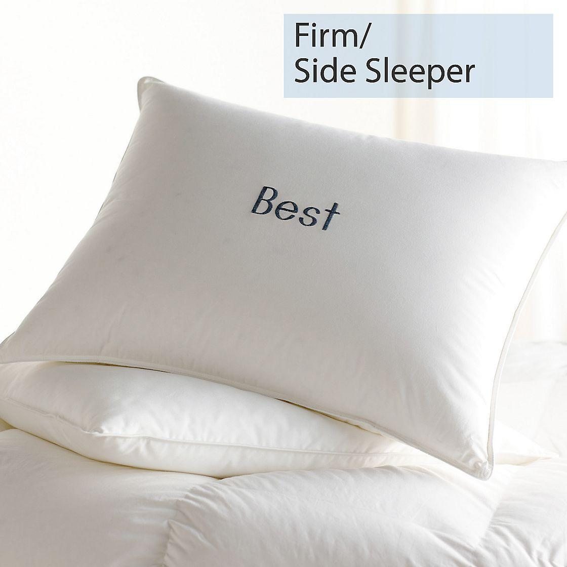 My-pillow-factory Down Firm Side Sleeper Best Pillows