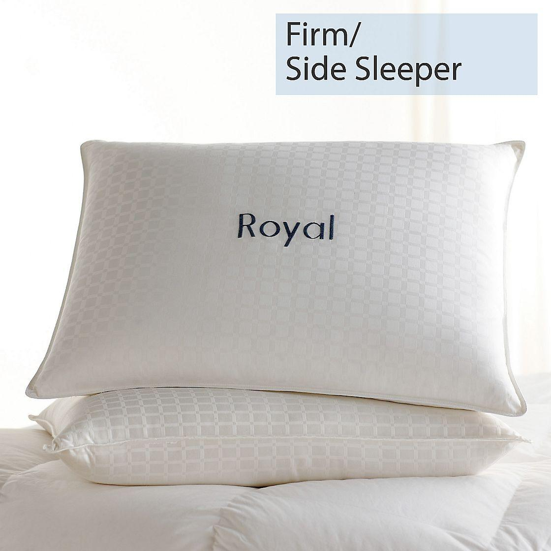 Special Legends Royal Down Pillow Firm Side Sleeper