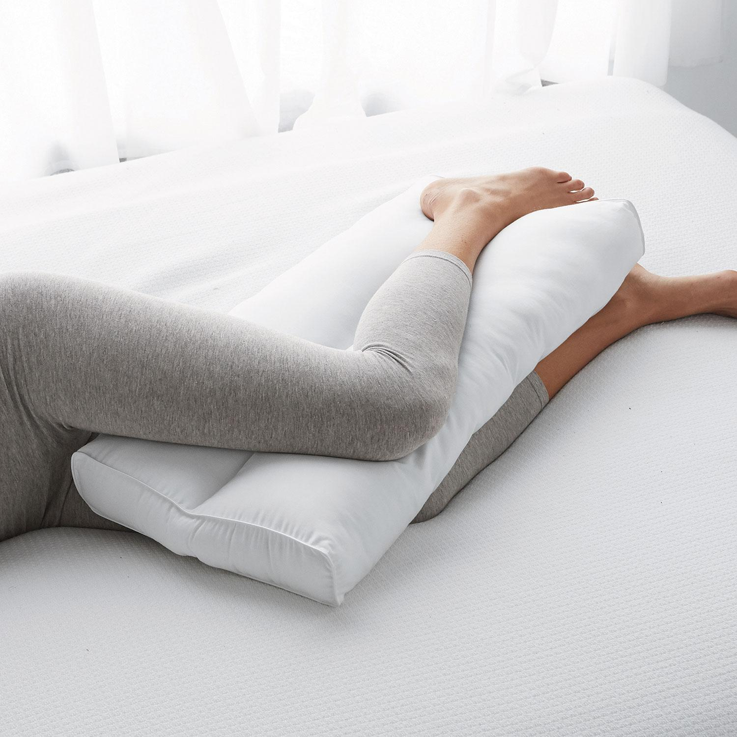 Posture Pillows  Knee  Leg Pillow  The Company Store